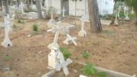 Girne'deki Ortodoks Mezarlığı'nda moda çekimi krizi