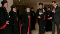 Yeni Süryani Patriğinden Beşar Esad'a ziyaret