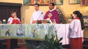 Soma faciası için kiliselerde ayinler düzenlendi