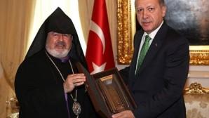 Ermeni Patrikhanesi'nden kınama