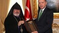Diyarbakır Surp Giragos Kilisesi'nde Başepiskopos Ateşyan'dan barış mesajı