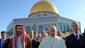 Papa Kubbet-üs Sahra'yı ziyaret etti