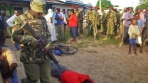 Kenya'da Hristiyanların yoğun yaşadığı şehre El Kaide saldırısı: 53 ölü