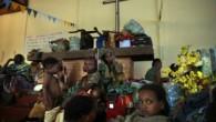 Orta Afrika'da Hristiyanlar ve Müslümanlar barış için el sıkıştı