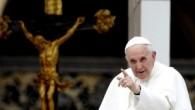 """Papa'dan sert çıkış: """"Yetkileri eline alanlar kendisini Tanrı gibi hissediyor."""""""