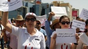 Erbil'de Hristiyanlardan Musul'daki kardeşlerine destek