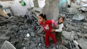 Gazze'de ölü sayısı 620'ye yükseldi