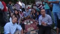 Hatay Kardeşlik Sofrası'nda Protestan Kilisesi Ruhani Lideri de yer aldı