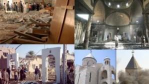 Irak'ın Hristiyan nüfusu 1,5 milyondan 400 bine geriledi