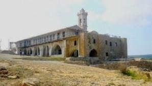 Kıbrıs'ta Elçi Andreas'ın adını taşıyan tarihi Manastır'da restorasyon sevinci