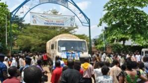 Burundi'de öldürülen 3 rahibe için ayin düzenlendi