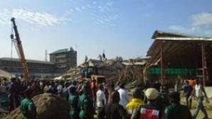 Nijerya'da kilise binası çöktü: 40 Hristiyan hayatını kaybetti