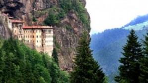 Sümela Manastırı'na teleferik kurulacak