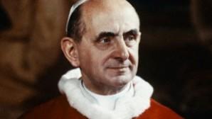 """Papa VI. Paul """"kutsal kişi"""" ilan edildi"""