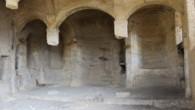 Çakırkaya Manastırı için restorasyon çalışması başlatıldı