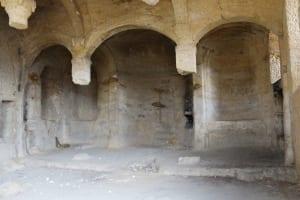 Tarihi Çakırkaya Manastırı turizme kazandırılmayı bekliyor
