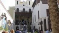 Mısır'daki tarihi El Muallaka Kilisesi yeniden açıldı.