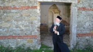 Ekümenik Patrik Bartholomeos Germiyan Kilisesi'ni ziyaret etti