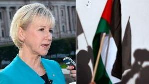 İsveç Filistin'i tanıyan ilk Avrupa ülkesi oldu