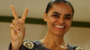Brezilya'da Evanjelik Hristiyan Marina Silva, devlet başkanlığının en güçlü adayı