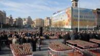 Ukrayna Hristiyanları barış için bir araya geldi