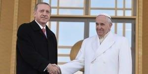 erdogan papa