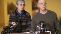IŞİD tarafından infaz edilen Peter Kassig'in ailesi kilisede basın toplantısı düzenledi