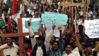 Pakistan'da Hristiyan çiftin öldürülmesi olayına karışan 43 kişi gözaltına alındı