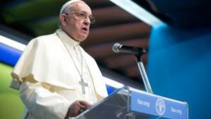 """Uluslararası Beslenme Konferansı'nda konuşan Papa: """"Daha fazla kâr için gıda hakkı çiğnenemez"""""""
