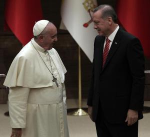 papa erdogan