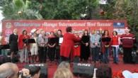 Alanya'da 'Noel Pazarı' 5. kez yapıldı