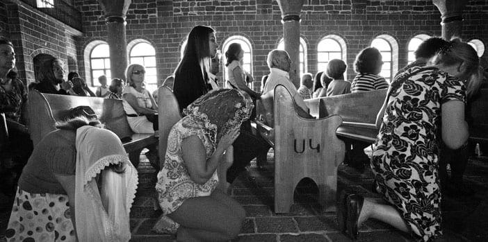 Anadolu Hristiyanlarının sessiz Noel'i