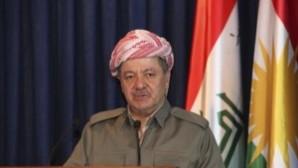 """Mesut Barzani'den Iraklı Hristiyanlara Noel mesajı: """"Irak'ı terk etmeyin"""""""