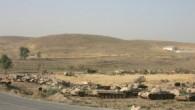 Musul Telkeyf'te Hristiyanların terk etmek zorunda kaldığı, IŞİD militanlarının yerleştiği evler bombalandı: 45 IŞİD militanı öldü