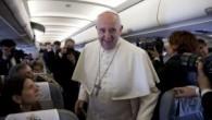 """Papa Filipinler'e giderken konuştu: """"İnançlara hakaret etmek ifade özgürlüğü değildir"""""""