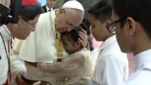 Papa'nın Filipinler'de yönettiği ayine 6 milyon kişi katıldı