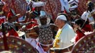 Papa, Sri Lanka'da insan haklarına saygı çağrısı yaptı
