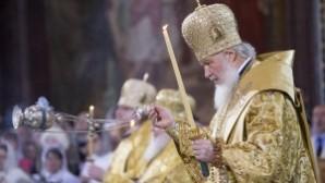 Rusya'da Noel için 'büyük gece ayini'