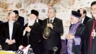 Başbakan Yardımcısı Arınç, AK Parti'den Hristiyan milletvekili adayı gösterilebileceğine işaret etti