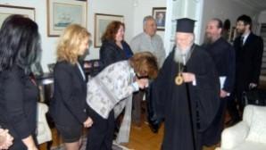 Patrik Bartholomeos'un İzmir temasları sürüyor