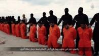 IŞİD 21 Mısırlı Hristiyanı öldürdüğünü açıkladı
