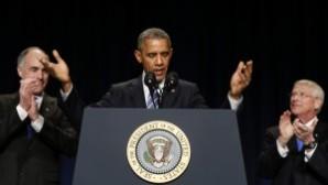 """ABD Başkanı Obama: """"Geçmişte ülkede zenginlerle fakirler aynı kiliselere giderdi"""""""