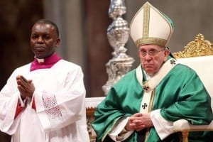 pope libya