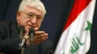 """Irak Cumhurbaşkanı Masum: """"IŞİD, Hristiyanlara ve Ezidilere soykırım yapıyor"""""""