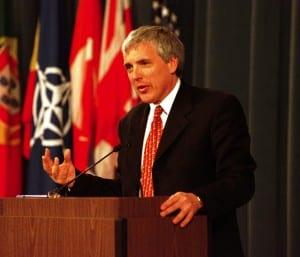 5th May 1999 Press Briefing NATO Spokesman, Mr. Jamie Shea.