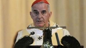 Papa, adı taciz skandallarına karışan İskoç Kardinal O'Brien'ın kardinallik haklarını elinden aldı