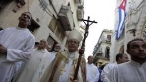 Küba'da kilise inşaatı için izin çıktı