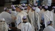 Avrupa'nın üçüncü, Türkiye'nin en büyük sinagogunda 40 yıl sonra ilk ibadet