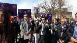 Midyatlı Süryaniler IŞİD'i protesto etti