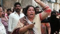 Kiliselere düzenlenen saldırılardan sonra Pakistanlı Hristiyanlar ayakta